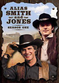 Alias Smith and Jones:Season One - (Region 1 Import DVD)