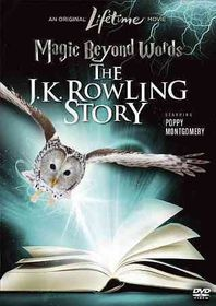 Magic Beyond Words:Jk Rowling Story - (Region 1 Import DVD)