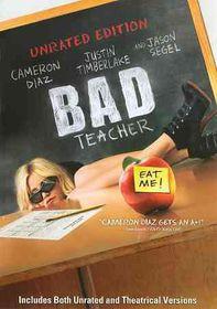 Bad Teacher - (Region 1 Import DVD)