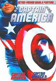 Captain America/Captain America 2:Dea - (Region 1 Import DVD)