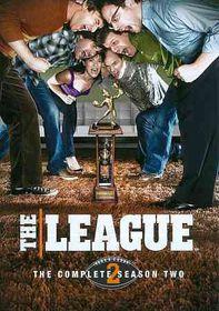 League Season 2 - (Region 1 Import DVD)