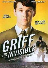Griff the Invisible - (Region 1 Import DVD)
