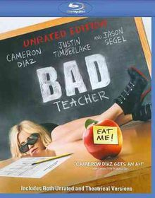 Bad Teacher - (Region A Import Blu-ray Disc)