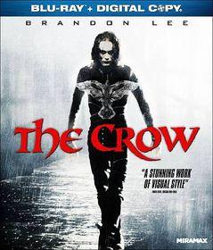 Crow - (Region A Import Blu-ray Disc)