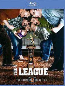 League Season 2 - (Region A Import Blu-ray Disc)