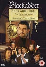 Black Adder-Back & Forth - (Import DVD)