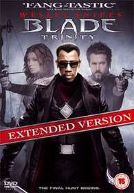 Blade Trinity Extended Edition (DVD)