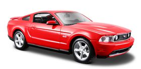 Maisto - 1/24 Ford Mustang GT 2011 - Red