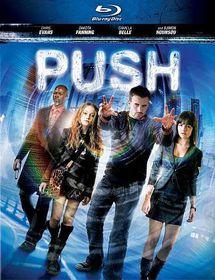 Push - (Region A Import Blu-ray Disc)