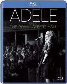 Adele - Live At The Royaly Albert Hall (Blu-ray)