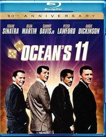 Ocean's 11 - (Region A Import Blu-ray Disc)