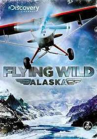Flying Wild Alaska - (Region 1 Import DVD)