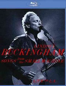 Songs from the Small Machine:Live in - (Region A Import Blu-ray Disc)