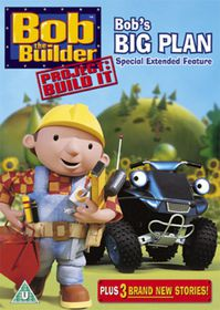 Bob the Builder-Bob's Big Plan - (Import DVD)