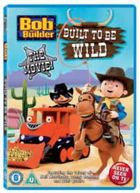 Bob the Builder-Built To Be Wild - (Import DVD)