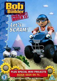 Bob the Builder-Let's Scram - (Import DVD)