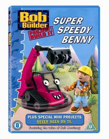 Bob the Builder - Super Speedy - (Import DVD)