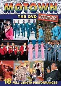 Motown:DVD - (Region 1 Import DVD)