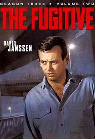 Fugitive:Season Three Vol 2 - (Region 1 Import DVD)