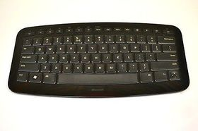 Microsoft Arc Wireless Keyboard - Black