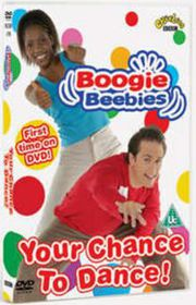 Boogie Beebies-Chance To Dance - (Import DVD)