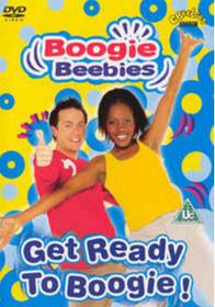 Boogie Beebies - Get Ready To Boogie! - (Import DVD)