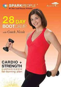Spark People:28 Day Boot Camp - (Region 1 Import DVD)