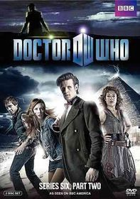 Doctor Who:Series Six, Part Two - (Region 1 Import DVD)