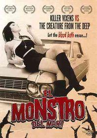 El Monstro Del Mar - (Region 1 Import DVD)