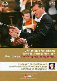 Beethoven:Symphonies 1-9 - (Region 1 Import DVD)