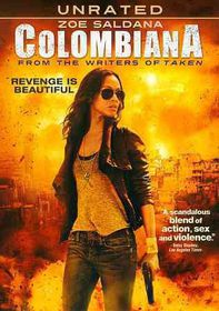 Colombiana - (Region 1 Import DVD)