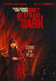 Don't Be Afraid of the Dark - (Region 1 Import DVD)