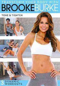 Brooke Burke:Tone & Tighten - (Region 1 Import DVD)