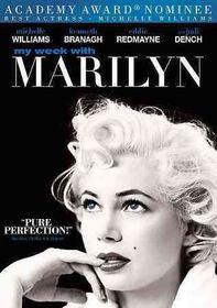 My Week with Marilyn - (Region 1 Import DVD)