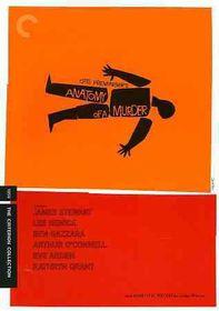 Anatomy of a Murder - (Region 1 Import DVD)