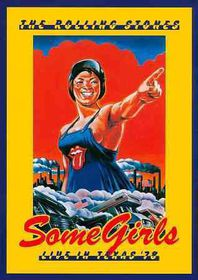 Some Girls:Live in Texas 78 - (Region 1 Import DVD)
