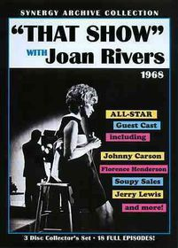 That Show with Joan Rivers:Vol 1-3 - (Region 1 Import DVD)