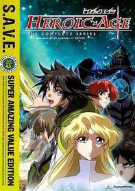 Heroic Age:Complete Series (Save) - (Region 1 Import DVD)