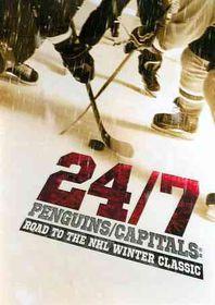 24/7 Penguins/Capitals:Road Nhl Winte - (Region 1 Import DVD)