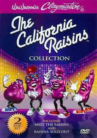 California Raisins Collection - (Region 1 Import DVD)