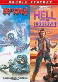 Def Con 4/Hell Comes to Frogtown - (Region 1 Import DVD)