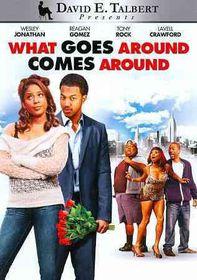 David E. Talbert's What Goes Around - (Region 1 Import DVD)