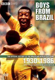 Boys From Brazil (Football) - (Import DVD)