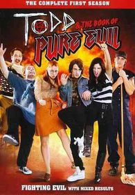 Todd & the Book of Pure Evil Ss1 - (Region 1 Import DVD)