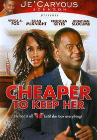 Cheaper to Keep Her - (Region 1 Import DVD)