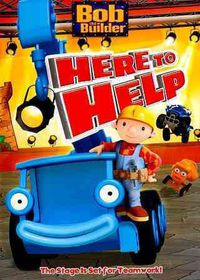 Bob the Builder:Here to Help - (Region 1 Import DVD)
