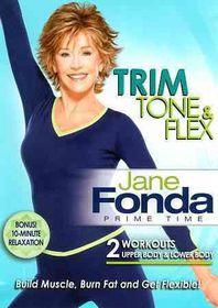 Jane Fonda Prime Time:Trim Tone & Fle - (Region 1 Import DVD)