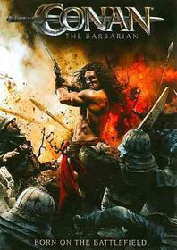 Conan the Barbarian - (Region 1 Import DVD)