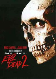 Evil Dead 2 - (Region 1 Import DVD)