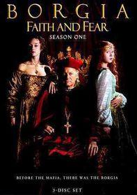 Borgia:Season 1 - (Region 1 Import DVD)